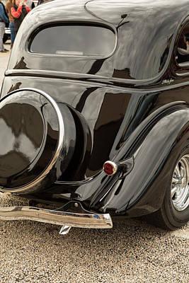1935 Ford Sedan Vintage Antique Classic Car Art Prints 5047.02 Poster by M K  Miller