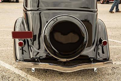 1935 Ford Sedan Vintage Antique Classic Car Art Prints 5048.02 Poster by M K  Miller