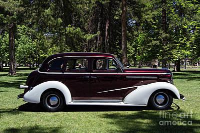 1936 Chevrolet Master Deluxe Poster