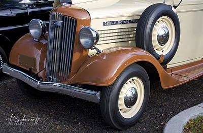 1936 Gmc Pickup Truck 1 Poster