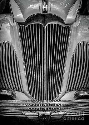 1941 Packard Convertible Poster