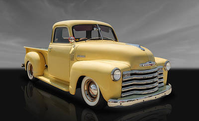 1948 Chevrolet Pickup Truck  Poster by Frank J Benz