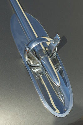 1953 Buick Hood Ornament Poster by Jill Reger