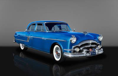 1954 Packard Patrician Sedan Series 5426 Poster by Frank J Benz