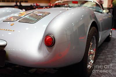 1955 Porsche 550 Rs Spyder . 7d9453 Poster