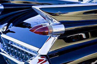 1959 Cadillac Coupe Deville  Poster