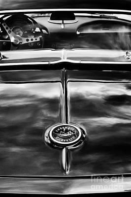 1962 Chevrolet Corvette Poster