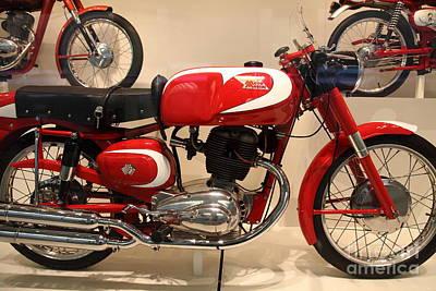 1963 Moto Morini 175cc Tresette Sprint . 5d16945 Poster