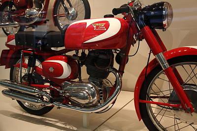 1963 Moto Morini 175cc Tresette Sprint . 5d17008 Poster