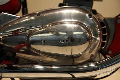 1963 Moto Morini 175cc Tresette Sprint . 5d17042 Poster