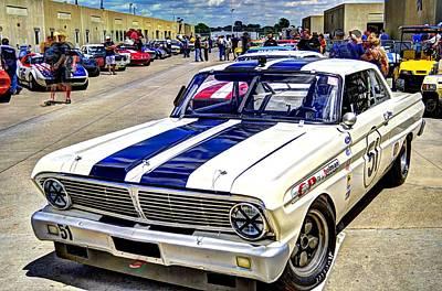 1964 Ford Falcon #51  Poster