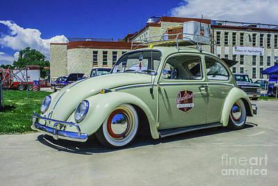 1965 Volkswagen Bug Poster