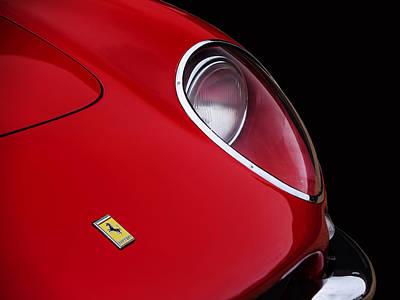 1966 Ferrari 275 Gtb Poster
