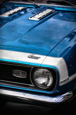 1968 Chevy Camaro Ss 396 Poster by Gordon Dean II