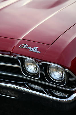 1968 Chevy Chevelle Ss Poster
