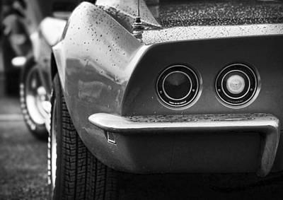 1969 Chevrolet Corvette Stingray Poster