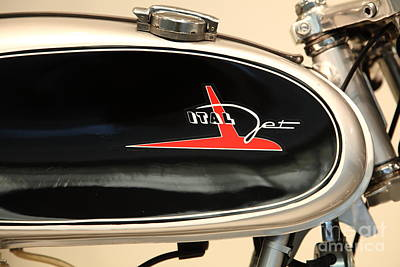 1969 Ital Jet 50cc Mustang Veloce . 5d17050 Poster