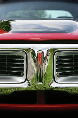1972 Dodge Charger 400 Magnum Poster by Gordon Dean II