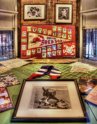 1975 Red Sox 001 Poster by Jeff Stallard