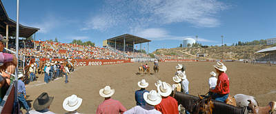 75th Ellensburg Rodeo, Labor Day Poster by Panoramic Images