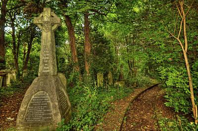 Abney Park Cemetery Poster