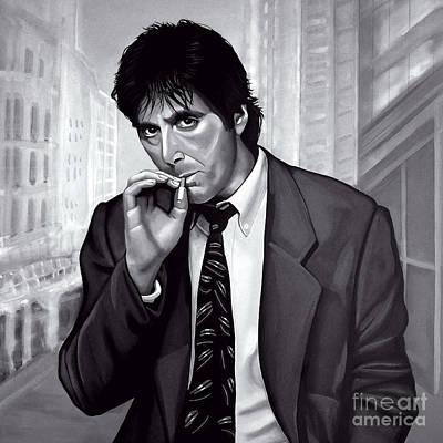 Al Pacino  Poster by Meijering Manupix