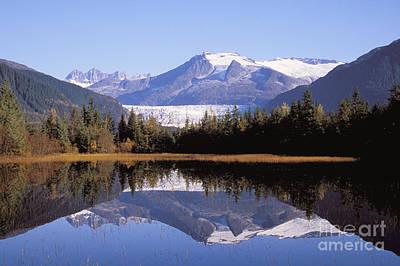 Alaska, Juneau Poster by John Hyde - Printscapes