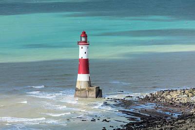 Beachy Head - England Poster