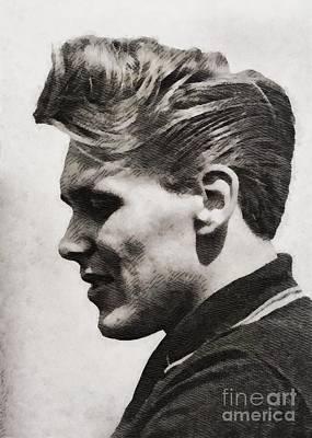 Billy Fury, Singer Poster