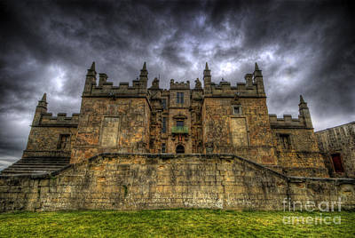 Bolsover Castle Poster