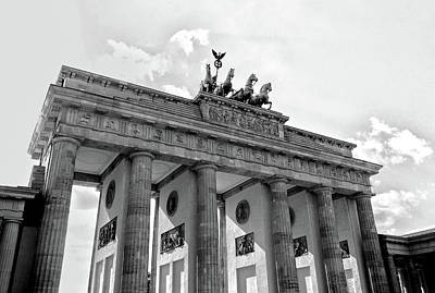 Brandenburg Gate - Berlin Poster