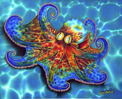 Caribbean Octopus Poster
