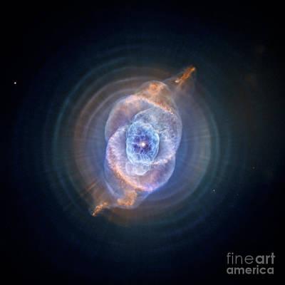 Cat's Eye Nebula Poster