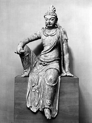 China: Bodhisattva Poster