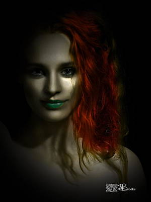Dark Lady Poster