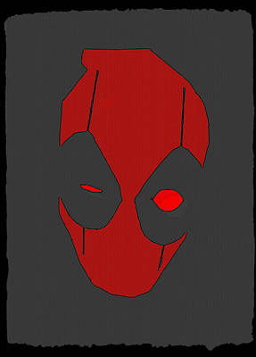 Deadpool Poster by Kyle West