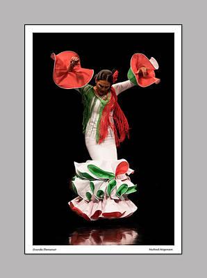 Duende Flamenco Poster