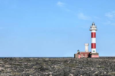 Faro El Cotillo - Fuerteventura Poster