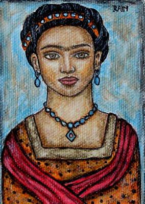 Frieda Kahlo Poster