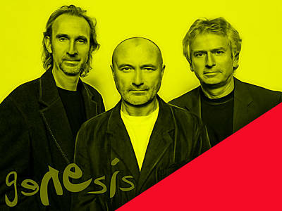 Genesis Collection Poster