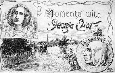 George Eliot (1819-1880) Poster by Granger
