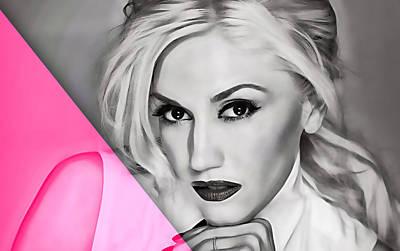Gwen Stefani Collection Poster