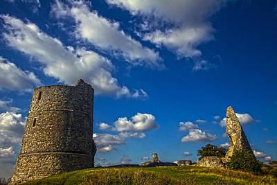 Hadleigh Castle Essex Poster