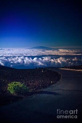 Haleakala Maui Hawaii Poster by Sharon Mau