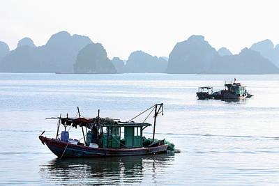 Halong Bay - Vietnam Poster