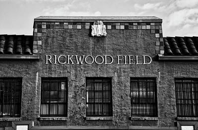 Historic Rickwood Field Poster