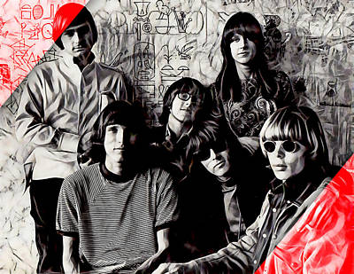 Jefferson Airplane Collection Poster