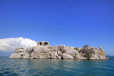 Lake Beysehir - Turkey Poster