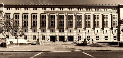 Main Library - San Francisco Poster