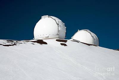 Mauna Kea Observatory Poster